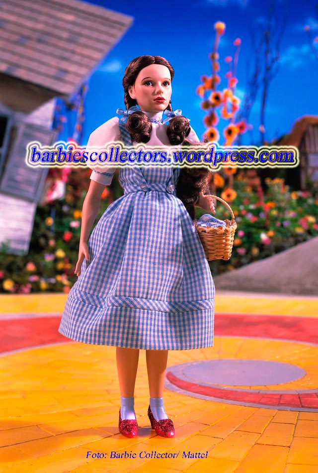 The Wizard of Oz™ Dorothy with Toto Porcelain 1-Ano: 2000