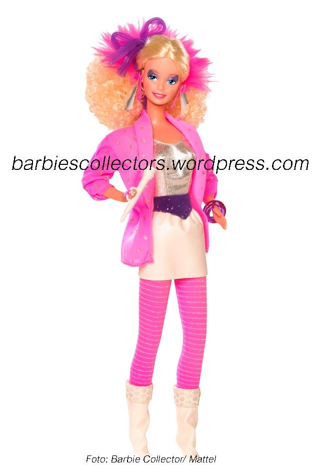 Versão Comemorativa dos 50 anos da Barbie em 2009